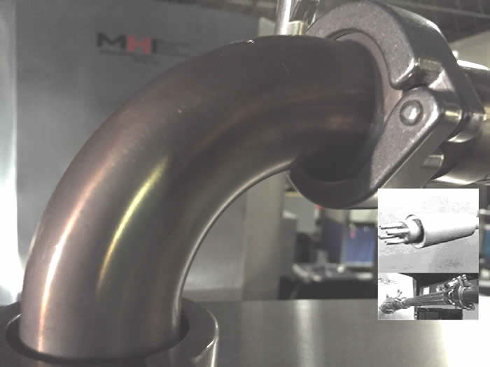 Bend and pipe easy with OAB steam