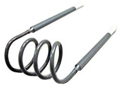 high temperature coil element