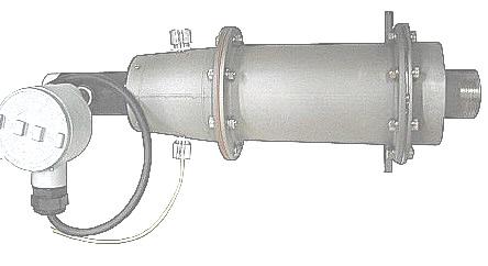 MVTA DPF 1100 Hot Air 1200C
