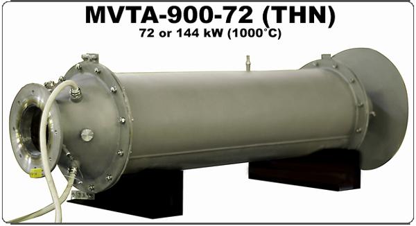 MVTA Airtorch 72 kW