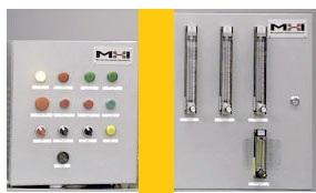 GAS Mixing Unit