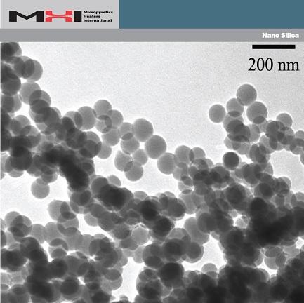 Nano glass silica