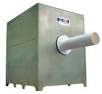 single zone tube furnace