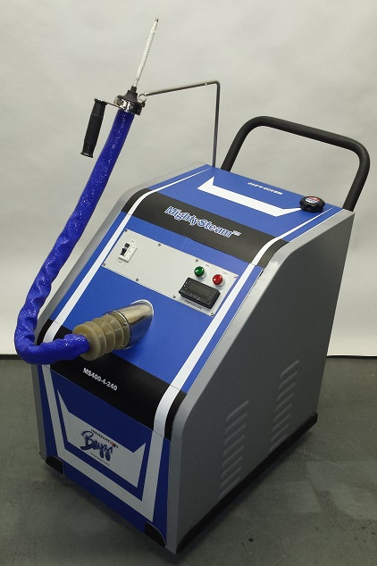 New Hi P Continuous Flow Steam Generator Mobile
