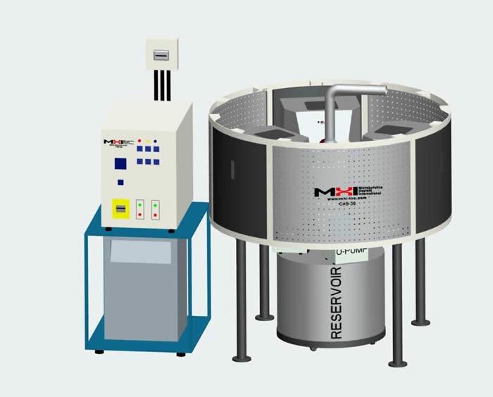 MHI-Inc - HGA101 - Superheated Steam Generator 1kW - High ...