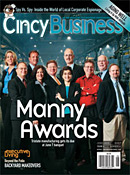 Cincy Business Manny Award
