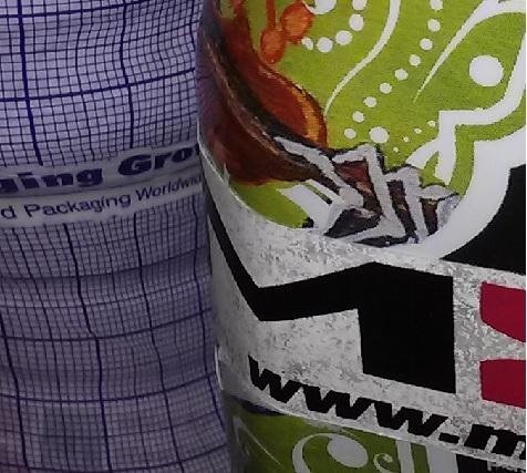 Shrinkwrap Label