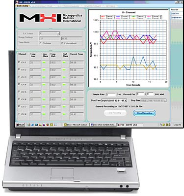 Digital Data Acquisition Software