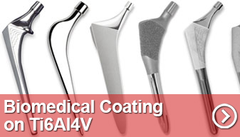 MHI Biomedical Coating Ti6AI4V