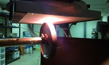 MHI Cascade e-Ion Abrasive Wheel