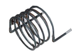 high temperature coil element