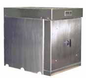 m-series high temperature box furnace