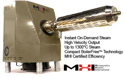 MHI Superheated Steam