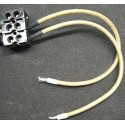 GAXP End Connector w/Connecting Wire