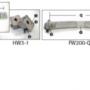 Microheaters Parts