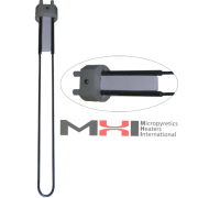 Molybdenum Silicide Heating Element with Holder
