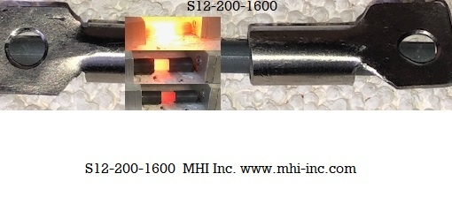 Linear microheater