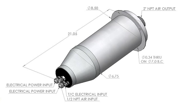 lta750-10_interface Airtorch