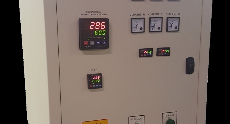 three Phase temperature Controller
