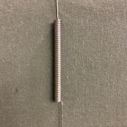 Coil 100mm long 6mm dia 2.5 Ohms