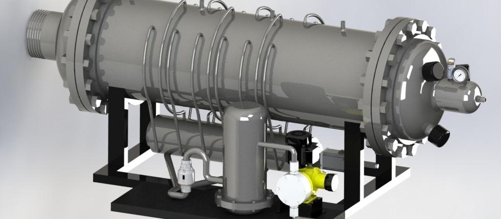 Versatile Steam Generator