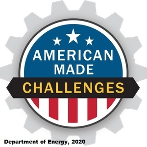 American Made Challenge Award Winner